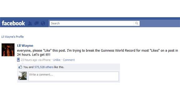 Как программу для лайков facebook