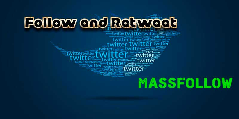 THack 2.0 - Twitter Hack [MassFollow & Retweet]