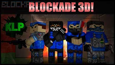Чит на Блокада 3D online